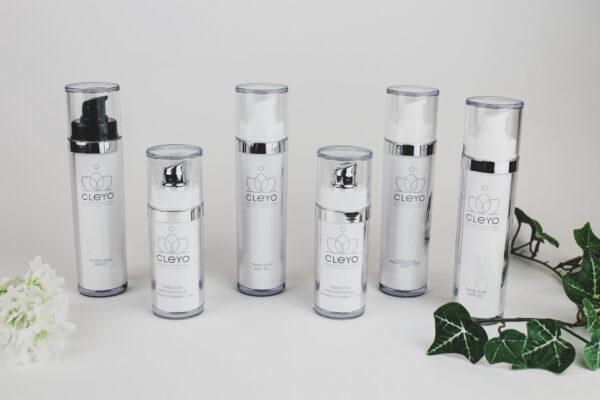 timeless productlijn cleyo beauty professional