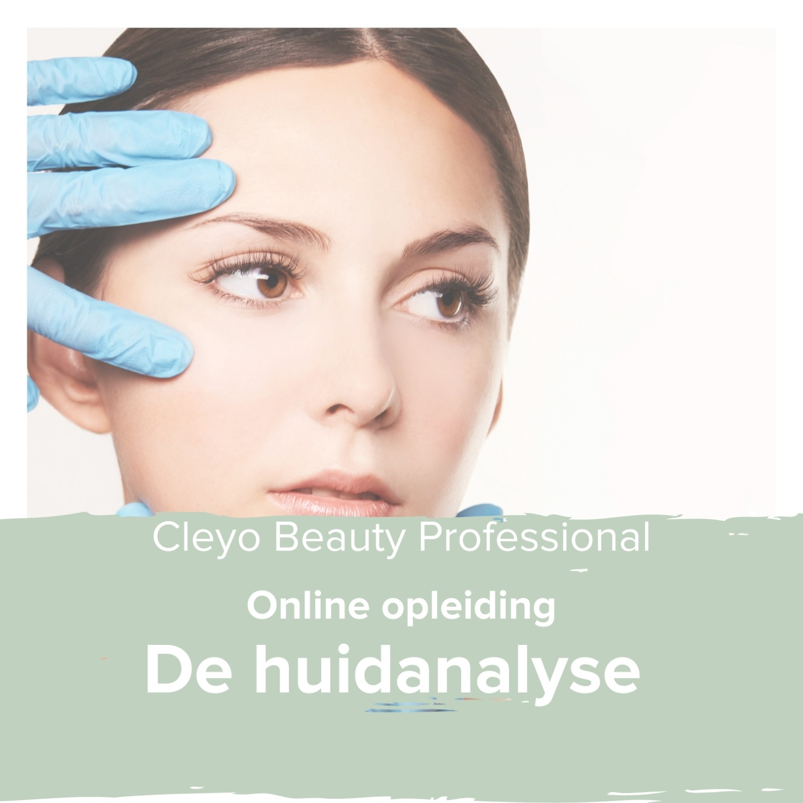Online opleiding huidanalyse cleyo beauty professional