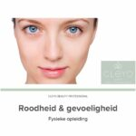 Fysieke opleiding Roodheid & Gevoeligheid cleyo beauty professional