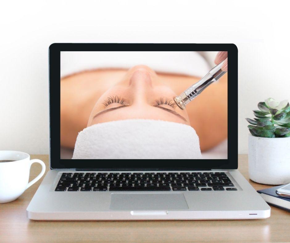 online opleiding microdermabrasie cleyo beauty professional