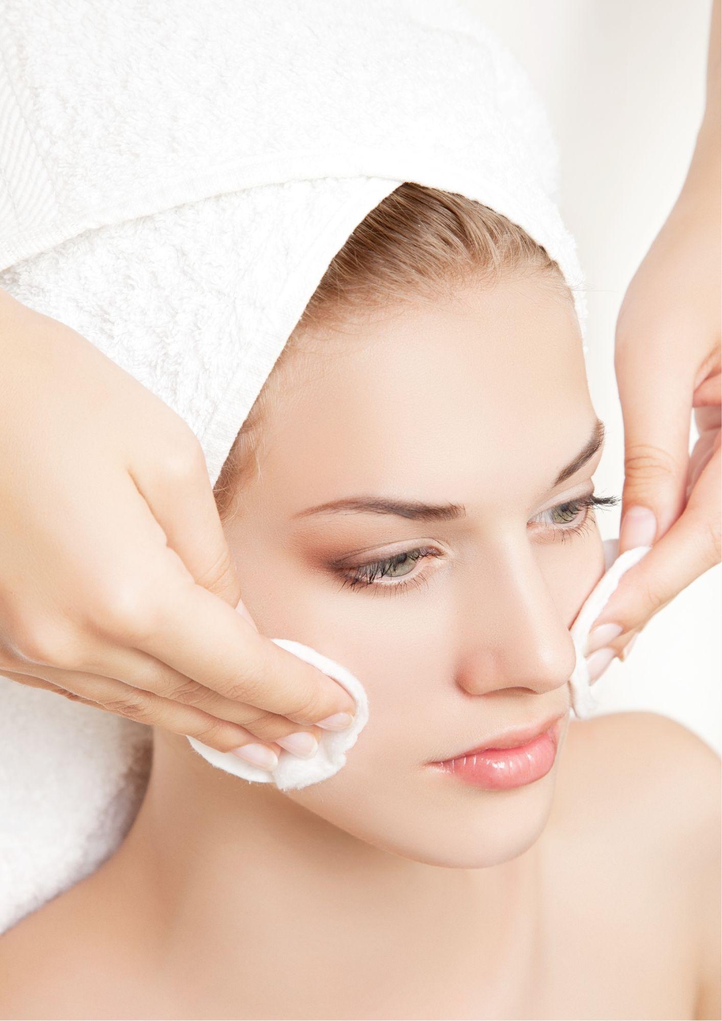 gezigezichtsbehandeling cleyo beauty professional
