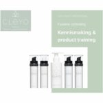 Product kennismaking cleyo beauty professional