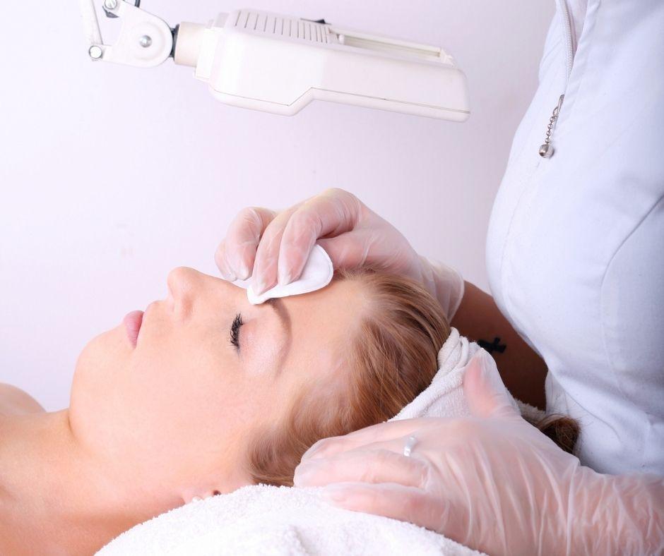 behandeling roodheid / gevoeligheid cleyo beauty professional