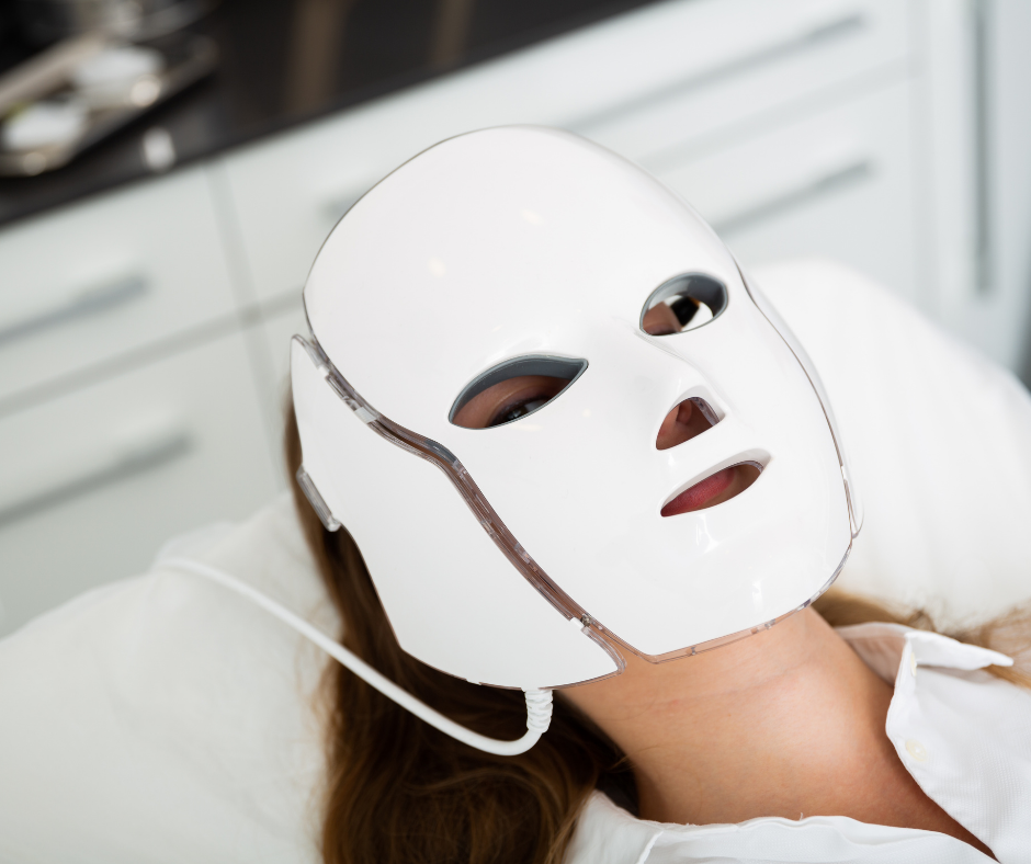 Online opleiding led therapie cleyo beauty professional