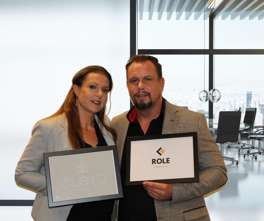 partnership cleyo & role coaching